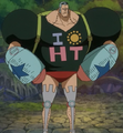 Franky's Zou Outfit