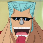 Franky Flat Top Hair