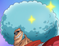 Franky Rambut Afro
