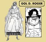 Gol D. Roger sbs