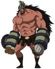 Hajrudin Anime Concept Art