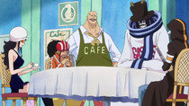 Law, Caesar, and Straw Hats in Disguise