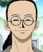 Rambut Beruban Koshiro