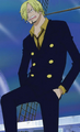 Sanji Tenue Post Ellipse