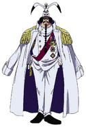 Sengoku Anime Concept Art