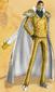 Borsalino in Pirate Warriors 2