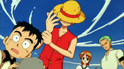 Luffy protège Tobio