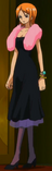 Nami Strong World Finale Outfit
