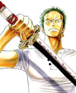 Roronoa Zoro Manga Pre Ellipse Infobox