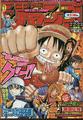 Shonen Jump 2002 numero 22-23