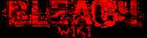 Bleach Wiki Wordmark