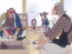 Famiglia di Kodama