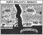 MAPA Království Arabasta