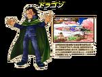 Monkey D. Dragon en Super Grand Battle! X