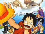 One Piece 3D: A Perseguição ao Chapéu de Palha