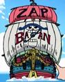 Navire de Zap