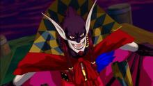Patrick Redfield Vampire Form