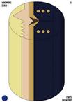 Sanji Cylindrical Candy