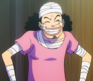Usopp Stampede Outfit 3