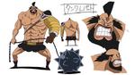 Anime Concept Art Танк Лепанто