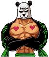 Pandaman Sprite