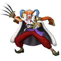 Pirate Warriors 3 Baggy