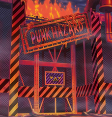 Punk Hazard Entrance