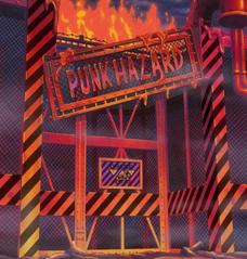 Punk Hazard Entrance