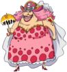 Seni Konsep Anime Big Mom