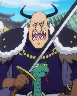 Snakeman (Gifter) Anime Infobox