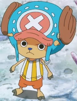 Tony Tony Chopper Anime Post Ellipse Infobox