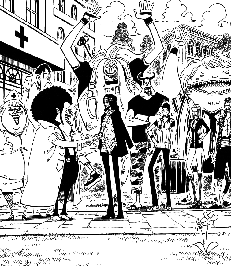 CP9's Independent Report | One Piece Wiki | FANDOM powered
