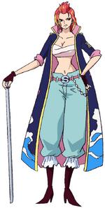 Desire Anime Concept Art