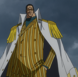 Kizaru in Film Z