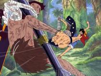 Luffy vs. Wyper