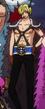 Sanji Beasts Pirates Disguise
