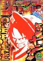 Shonen Jump 2002 numero 50