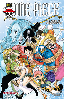 Tome 82 Couverture VF Infobox