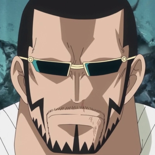 Vergo With Nothing Stuck on Face