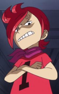 Vinsmoke Ichiji bambino