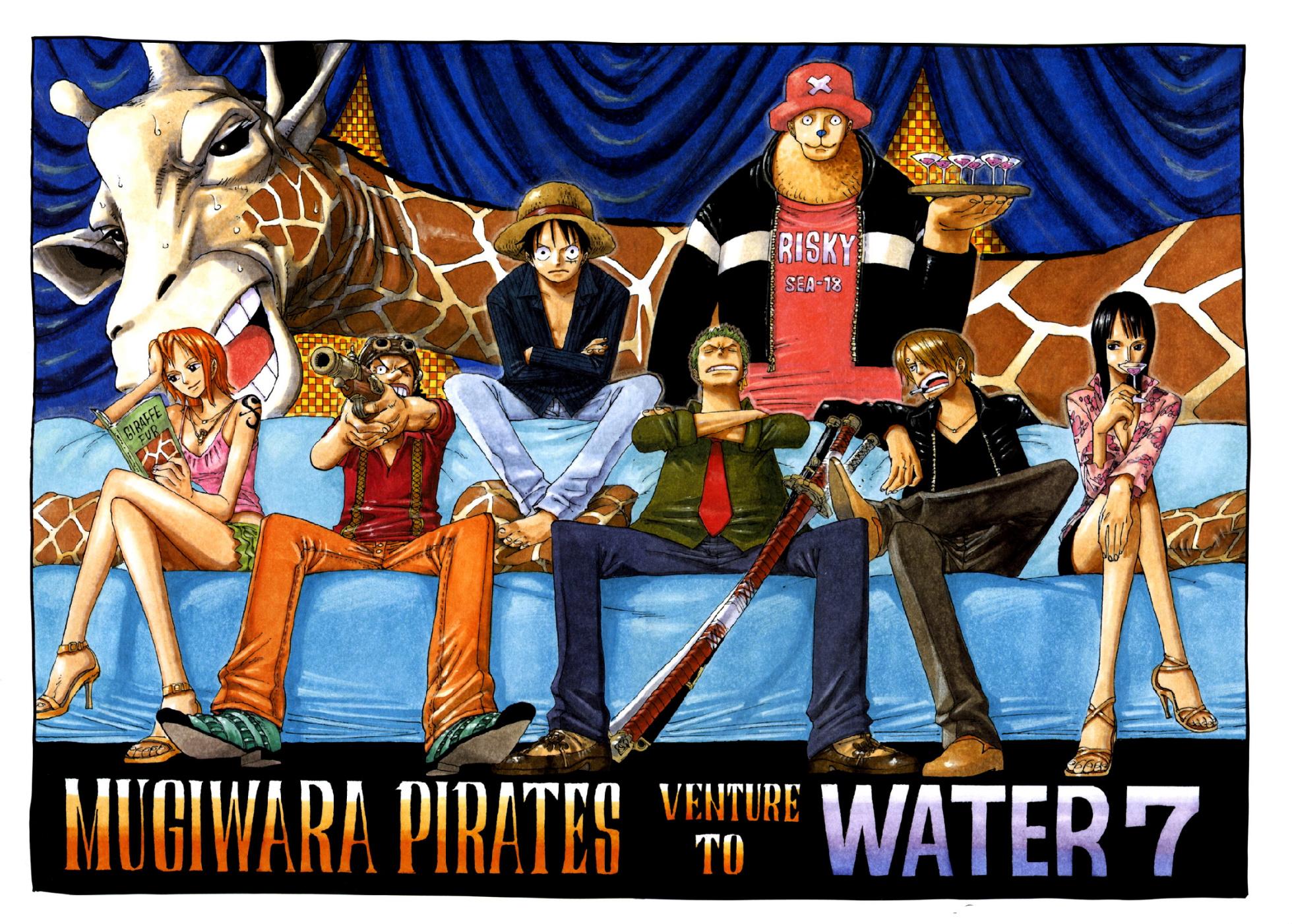 Episode of Nami | One Piece Wiki | Fandom