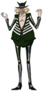 Charlotte Mont d'Or Anime Concept Art