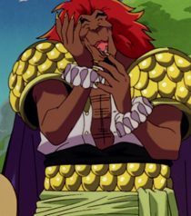 Eldoraggo's Love of Gold