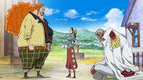 Garp's Homecoming