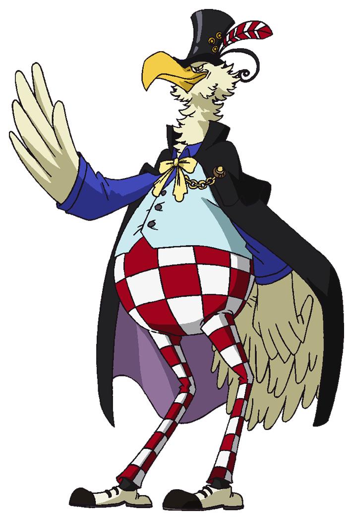 Morgans Anime Concept Art