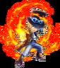 Sabo Pirate Coat Thousand Storm