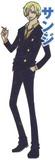 Sanji body