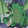 Second modèle de Dragon créé par Vegapunk