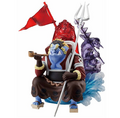 Stacking Vignette Jinbe With Fisher Tiger & Arlong
