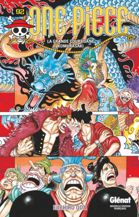 Tome 92 Couverture VF Infobox